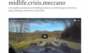 Screenshot of Midlife Crisis Meccano