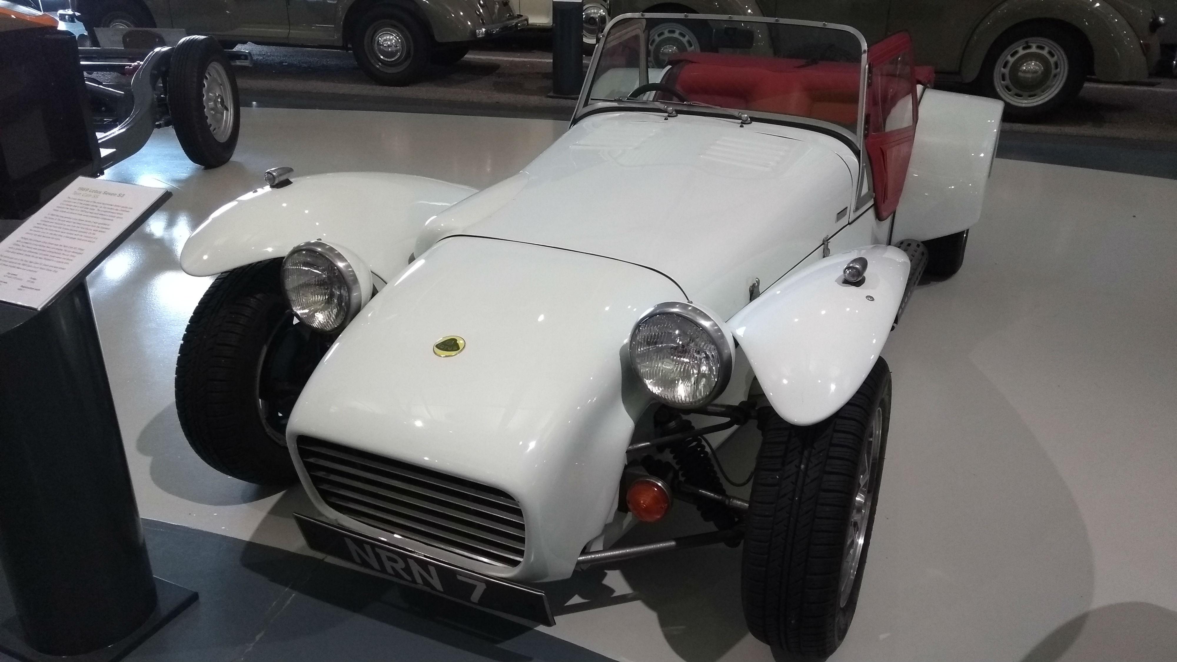 Lotus 7 S3