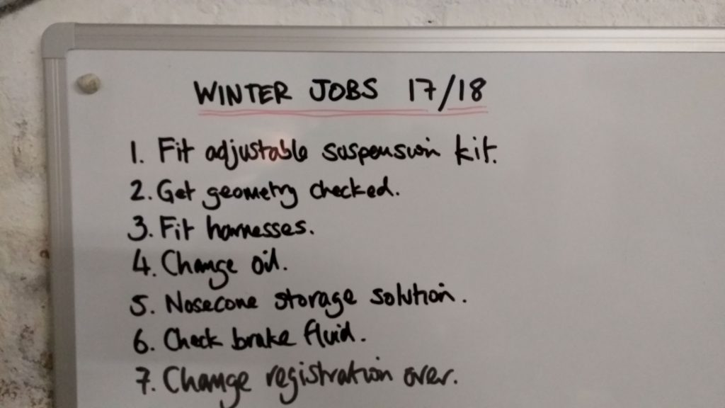 Winter jobs list