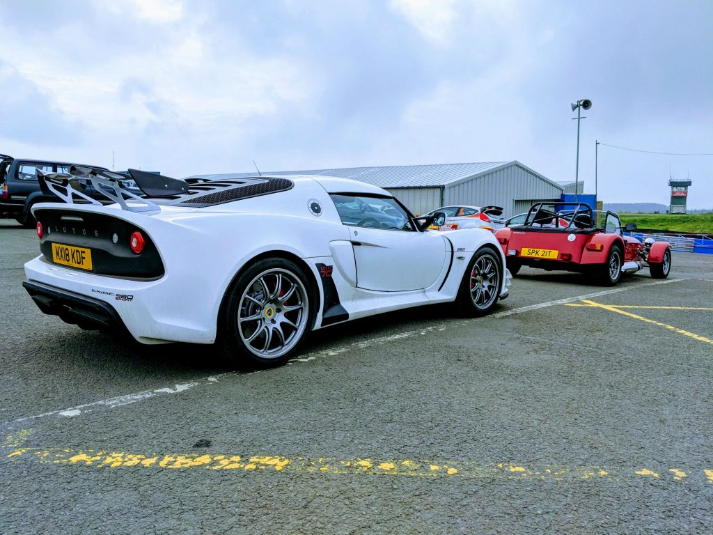 Exige and 360S